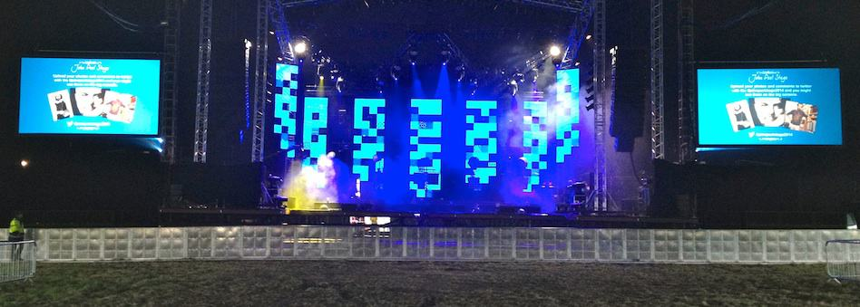 john_peel_stage_Glastonbury_2014_stealth_LED_vortex_banner2 Vortex Events