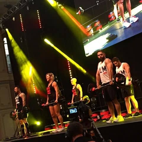 Les Mills 2015 – Alexandra Palace 4 Vortex Events
