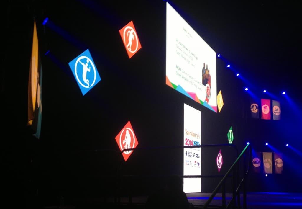Sainsburys_school_ games_2014_Vortex_8.9mm_LED_Screen_Diamands_3a Vortex Events
