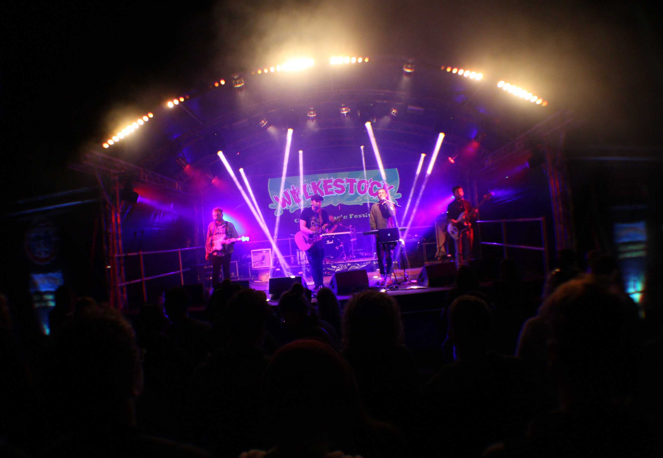 Wilkestock festival 2014 Vortex Events
