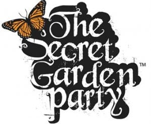 Secret Garden Party Logo