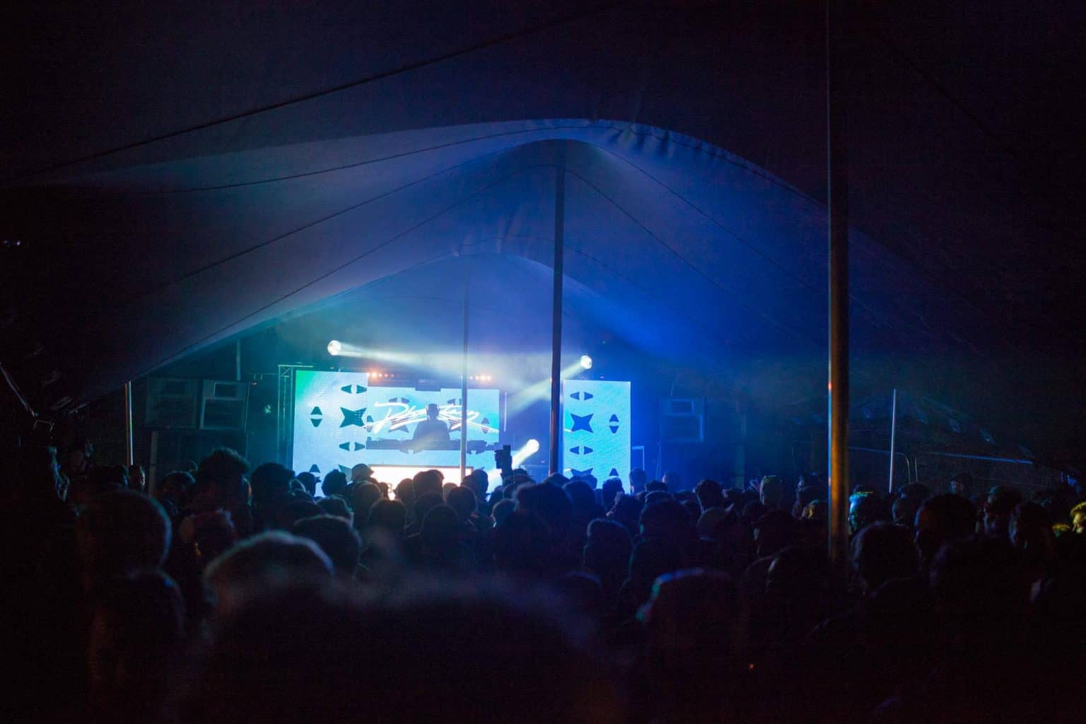 Farr Festival 2015 LED Rental Vortex Events