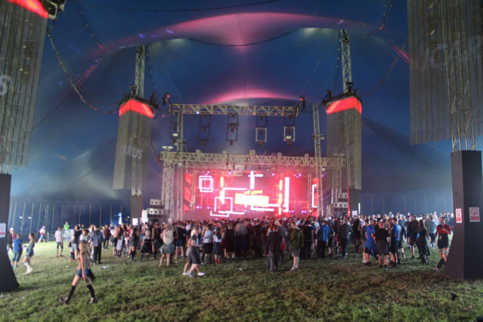 Creamfields 2015 Vortex Events