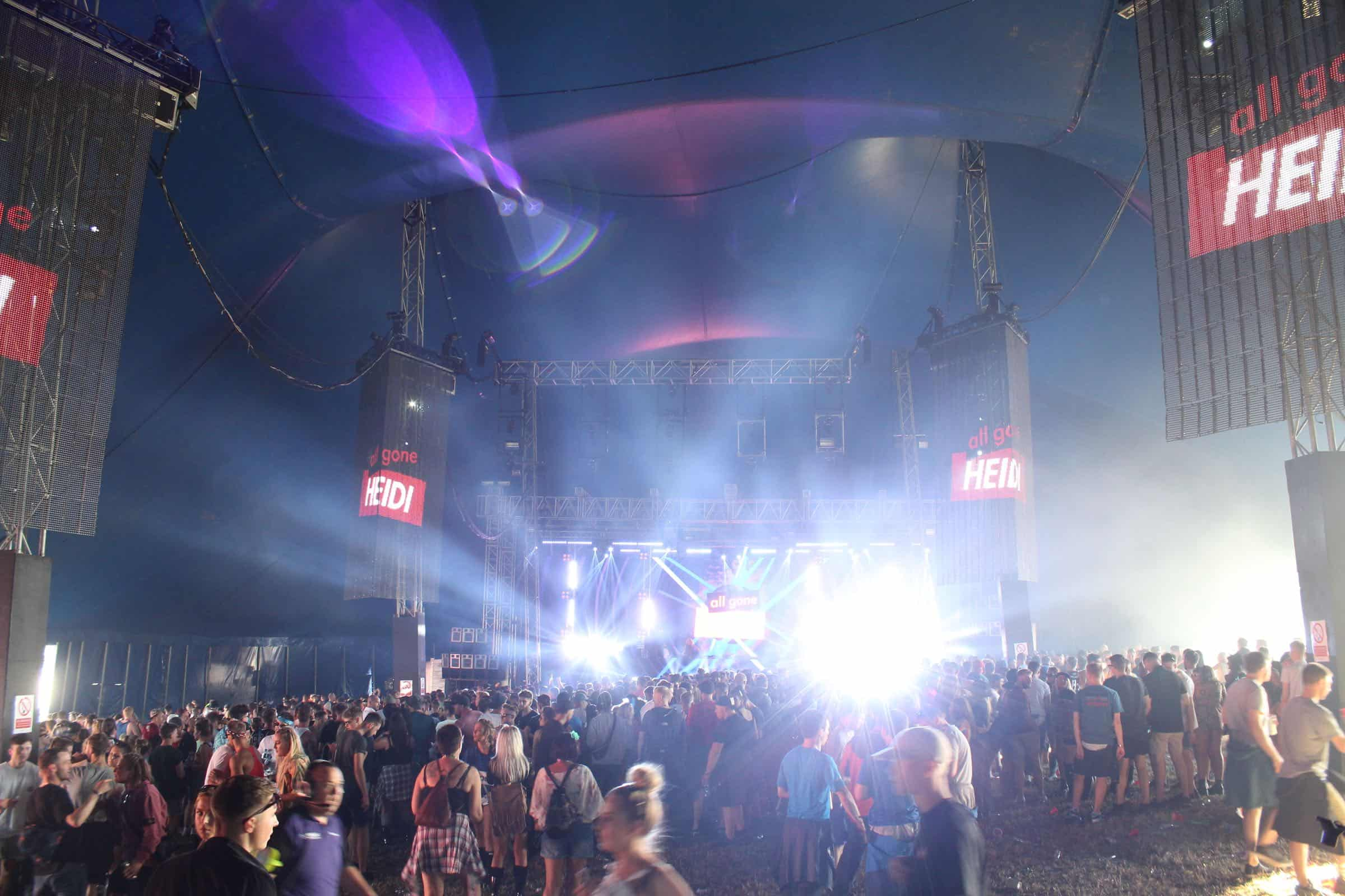 Creamfields 2015 Vortex Events Ltd