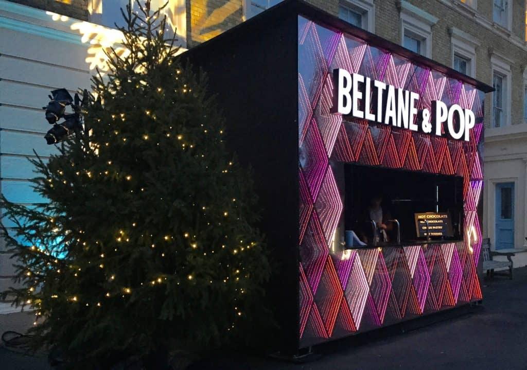 Beltane & Pop stand Kew Gardens Vortex Events Vortex Events