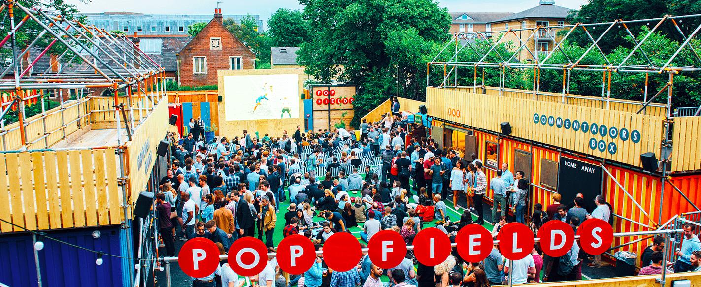 popfields Vortex Events