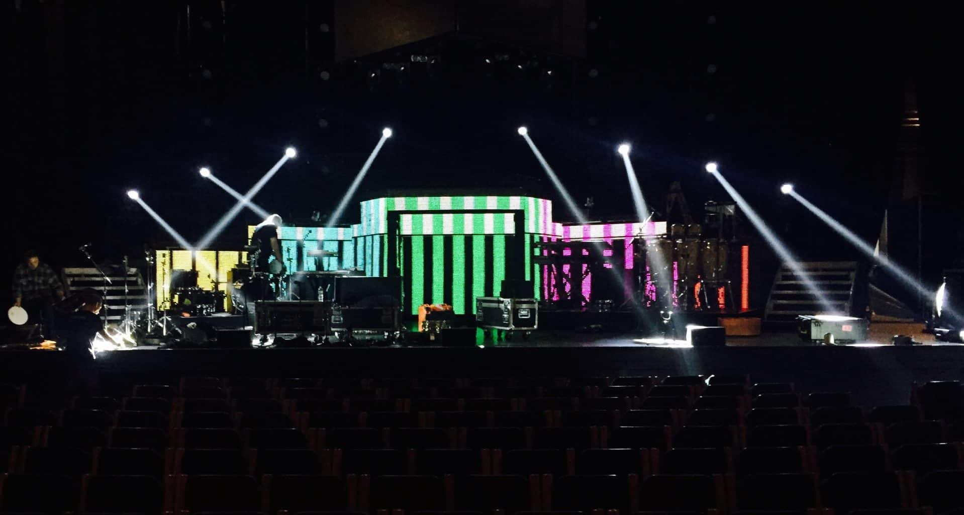 Ricky Martin Stealth LED Hire 2 Vortex Events