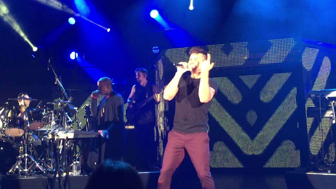 Ricky Martin Stealth LED hire 2016 1 Vortex Events
