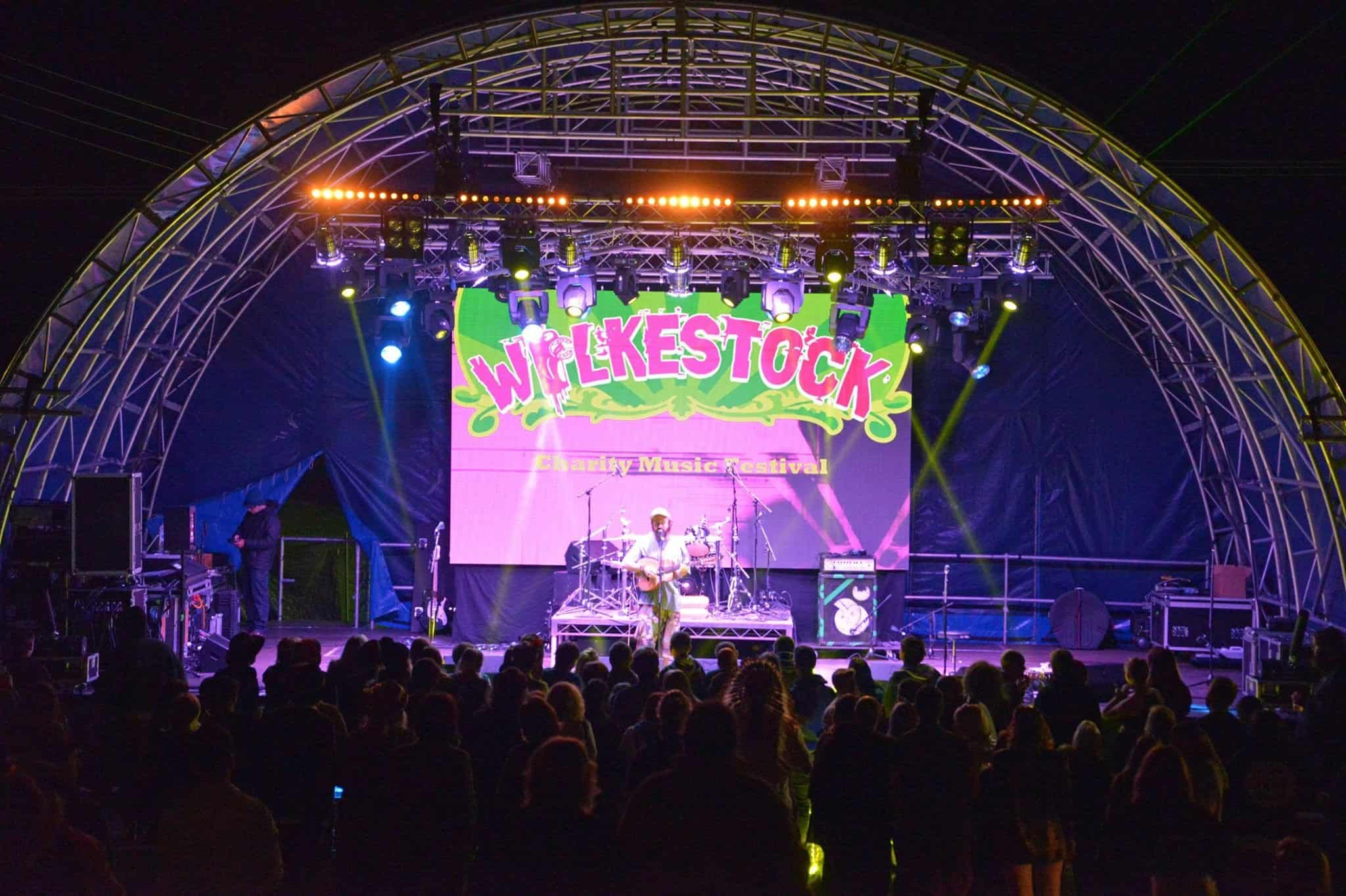 Wilkestock Charity Festival 2016 Vortex Events Ltd