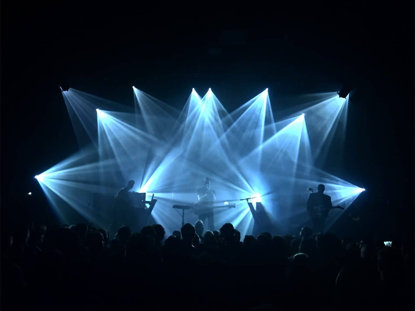 Lighting Hire Concert Touring Wild Beasts Boy King Tour Lighting Design Live Music Vortex Events