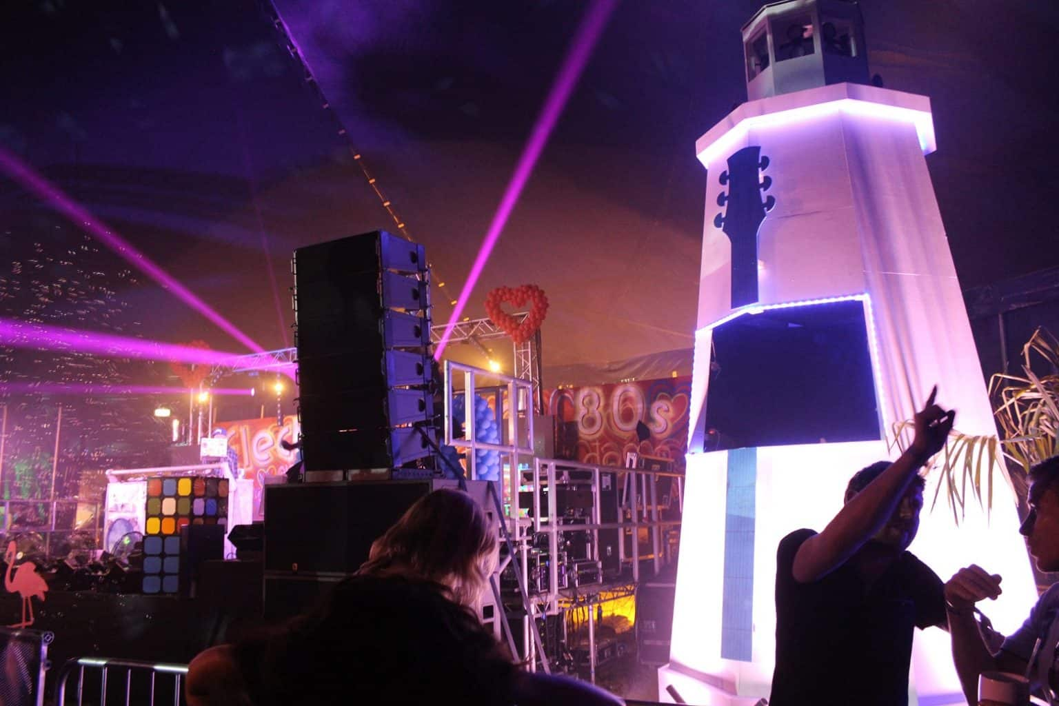 Isle of Wight Festival 2016 Vortex Events
