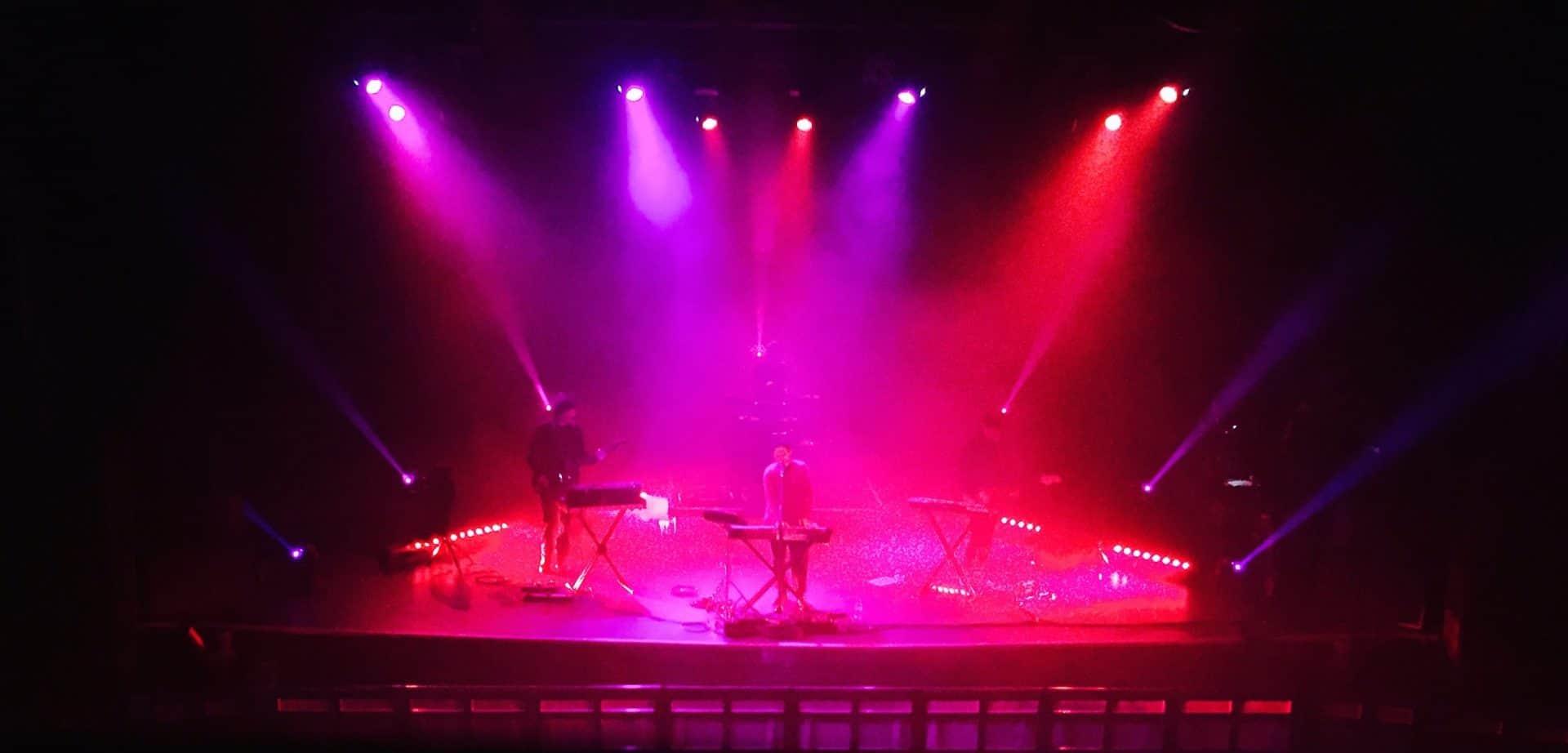 Shura Lighting Vortex Events touring 2016 13 Vortex Events