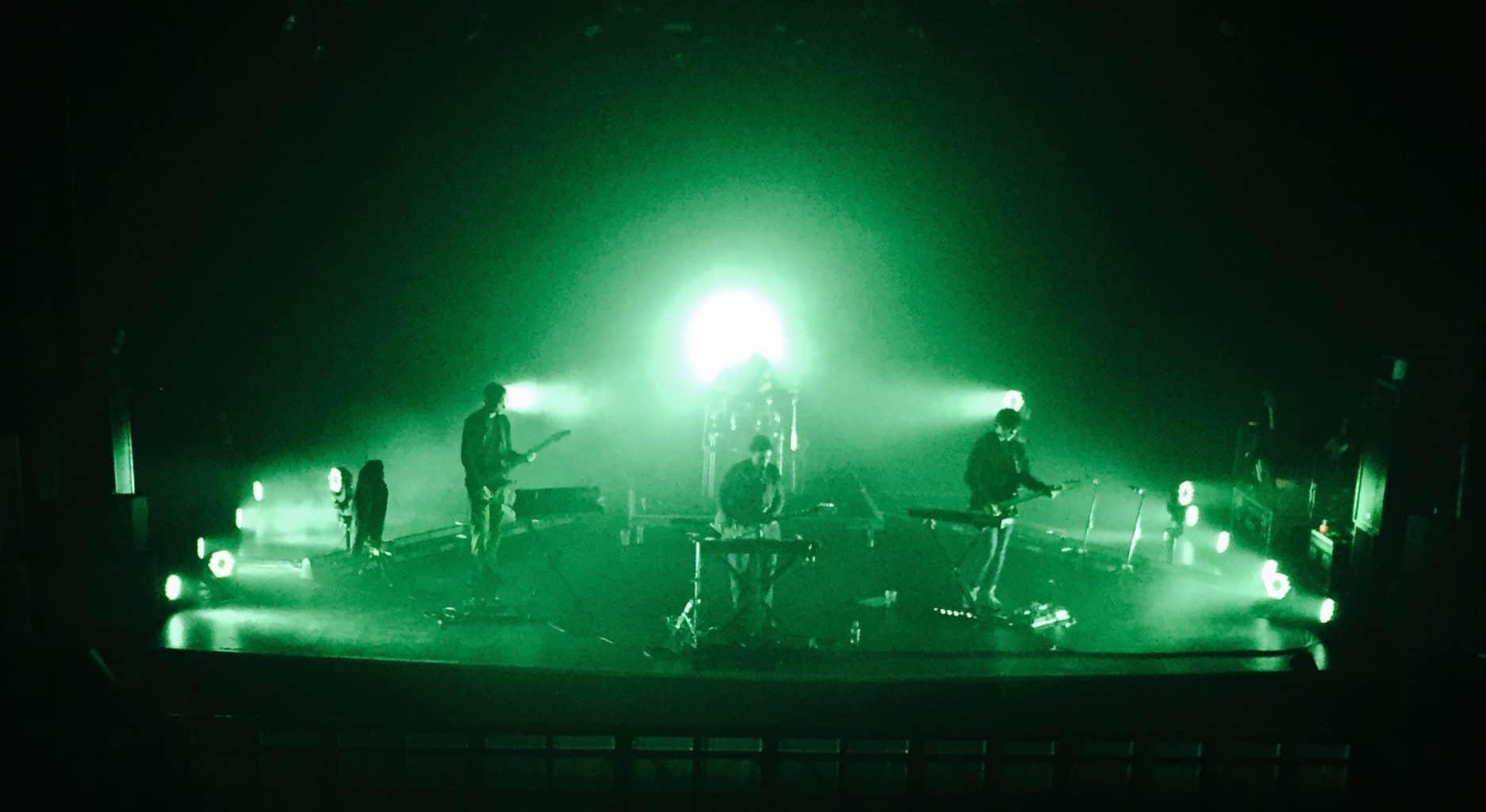Shura Lighting hire Vortex Events touring 2016