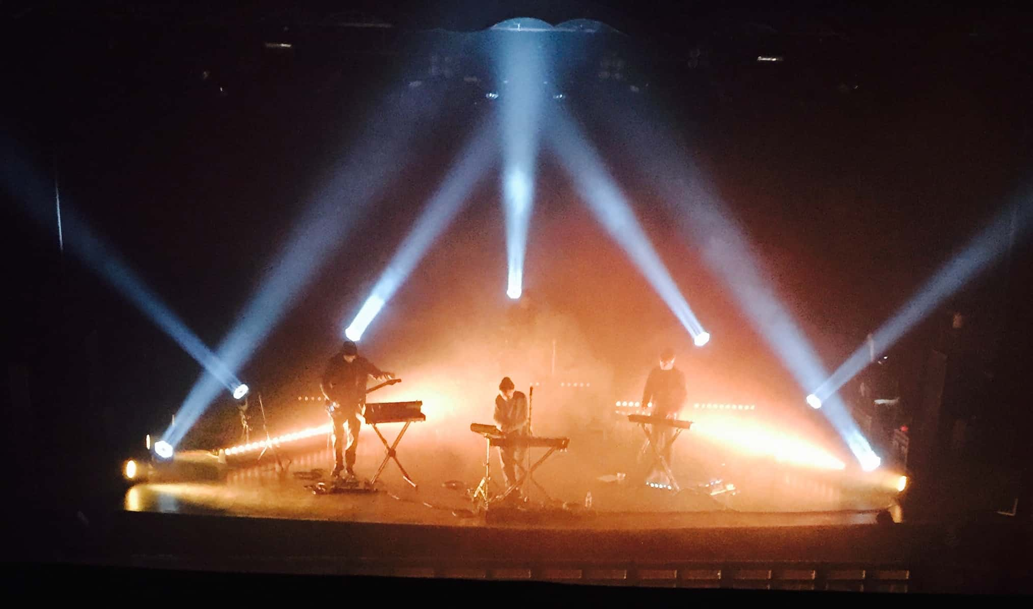 Shura Live Tour - Lighting Support Vortex Events