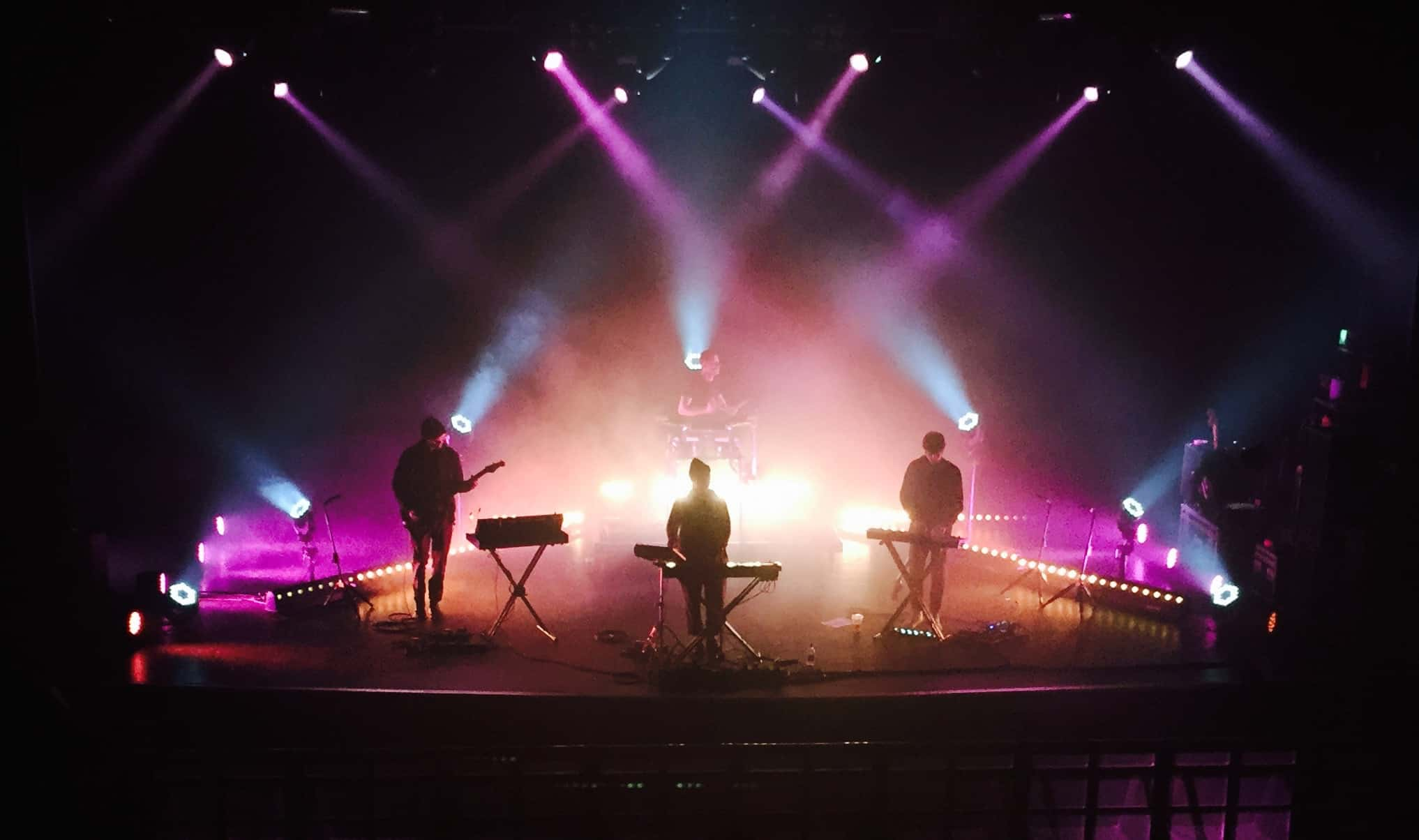 Shura Live Tour - Lighting Support Vortex Events