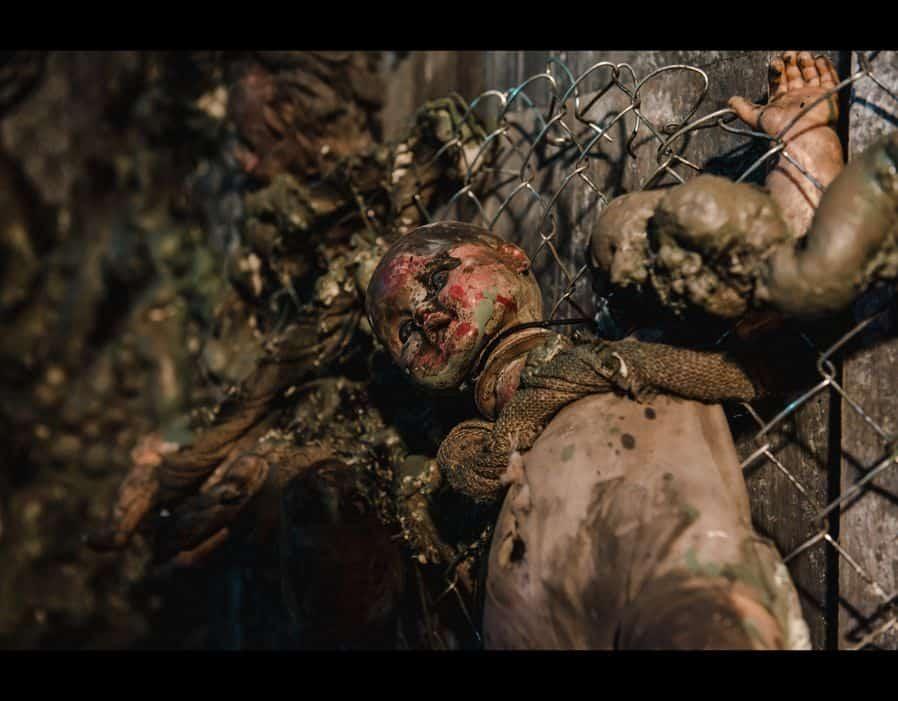 Resident Evil 7 Immersive Theatre Experience Vortex Events