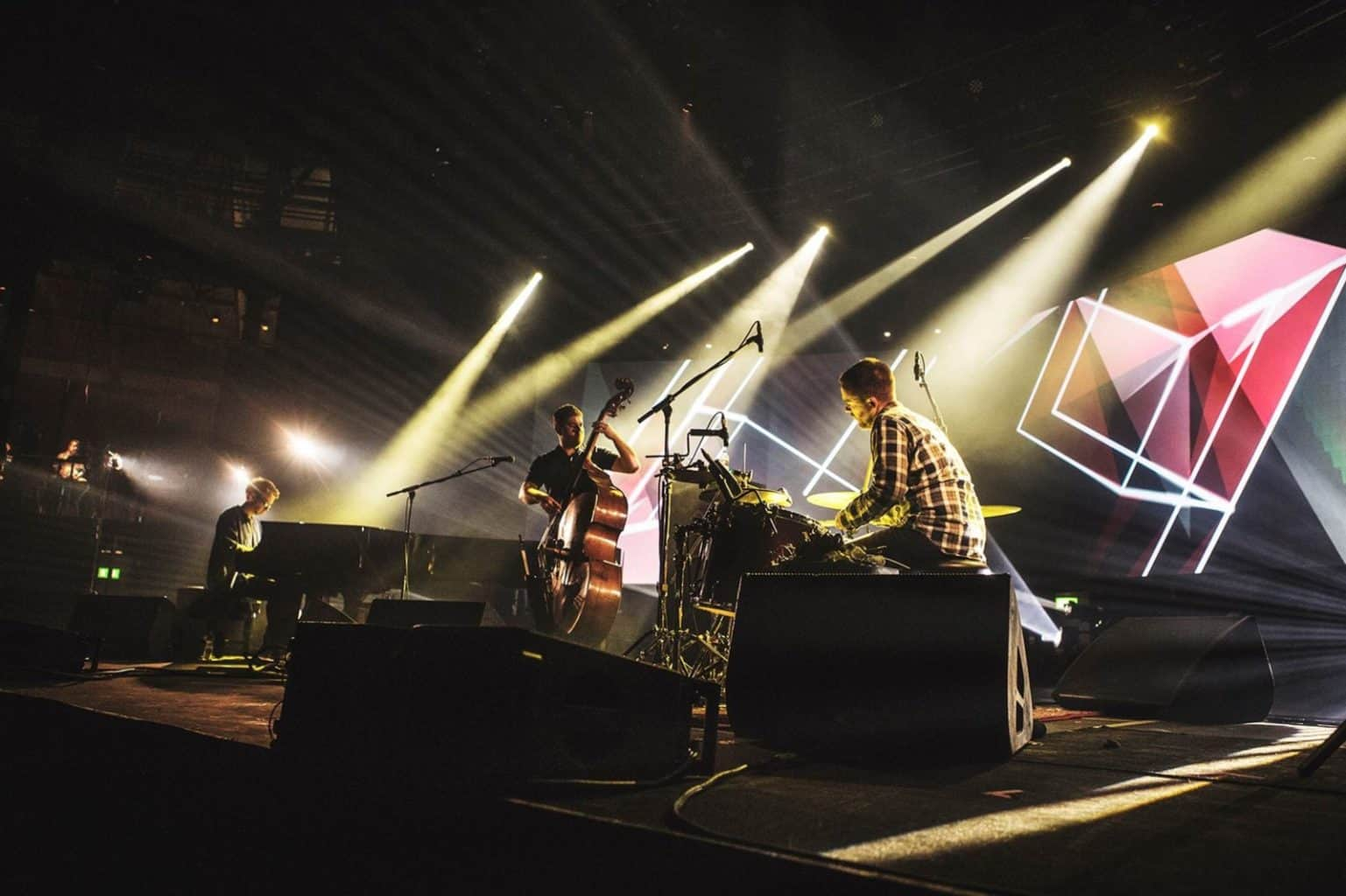 GoGo Penguin at The Roundhouse