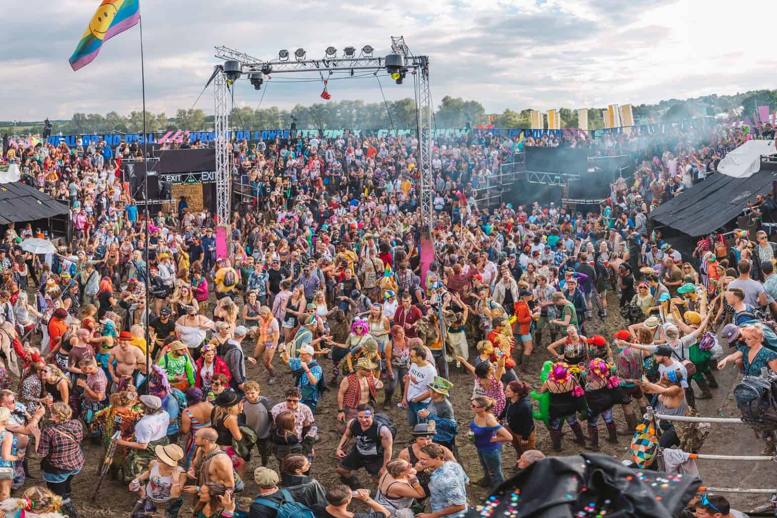 Secret Garden Party 2017 Vortex Events