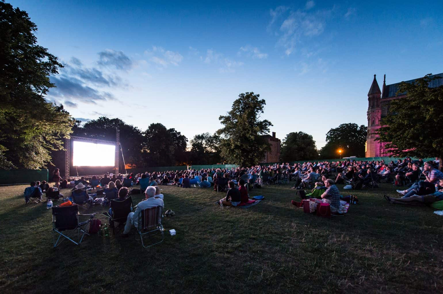 St. Albans Film Festival 2017 - Outdoor Cinema Vortex Events