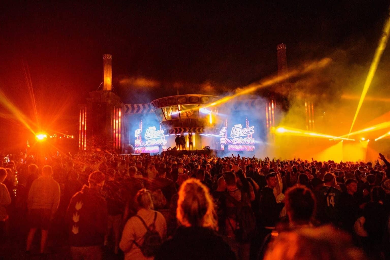 Boomtown Fair 2017 Vortex Events