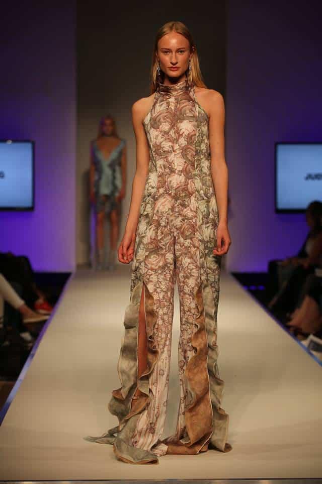 Fashion Show - University of Hertfordshire @ Chelsea Town Hall Vortex Events
