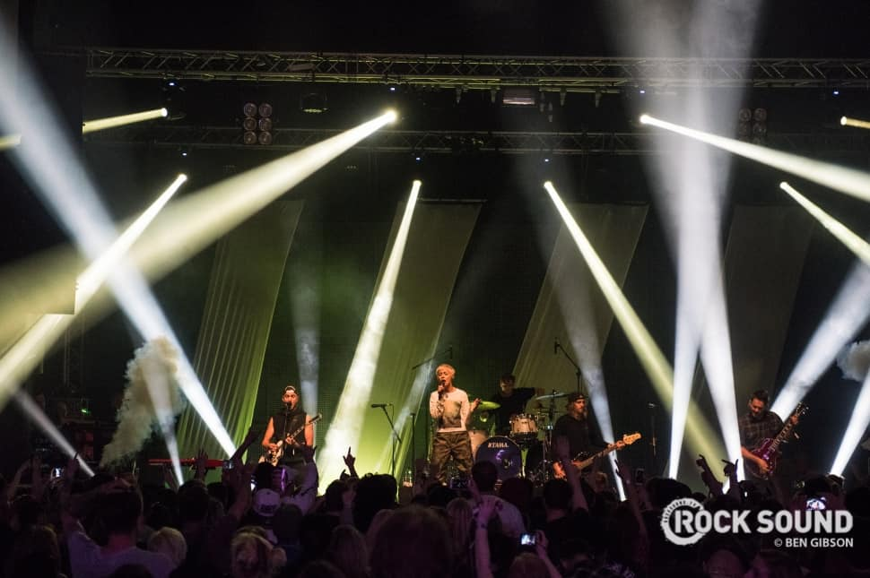 The Key Club stage at Slam Dunk South 2017