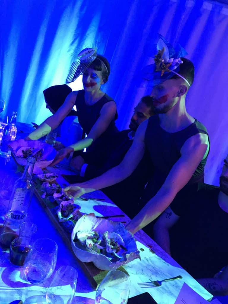 Godiva Immersive Experience Vortex Events