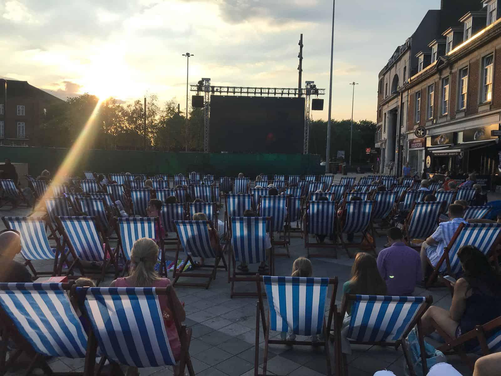 Watford Big Screen 2018 Vortex Events